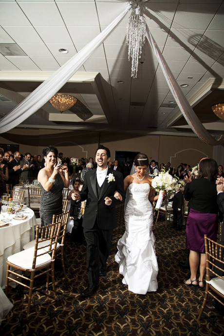 Pacific Hills Banquet Wedding