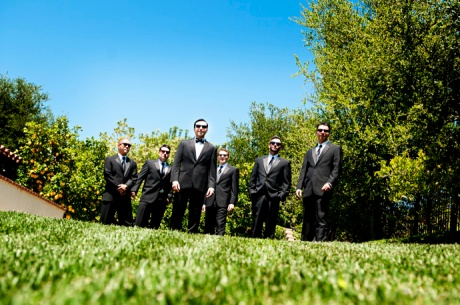 Shady Canyon Country Club Wedding, Irvine Wedding Photographer