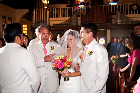 Saint Mary's Catholic Church Wedding