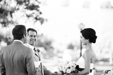 Gainey Vineyard Wedding Ceremony