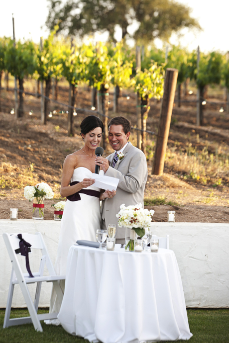 Santa Barbara Wine Country Wedding