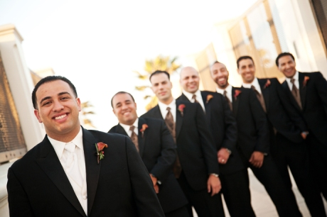 Hyatt Regency Huntington Beach Wedding