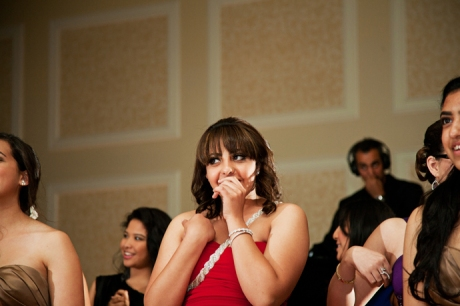 Huntington Beach Hyatt Regency Wedding Reception