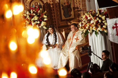 Saint Verena Coptic Wedding