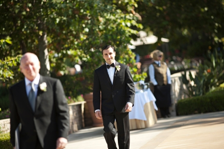 Shady Canyon Country Club Wedding Ceremony