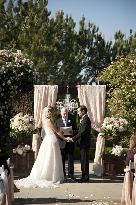 Shady Canyon Country Club Wedding