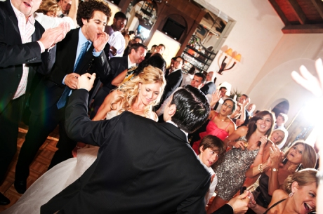 Shady Canyon Country Club Wedding Reception