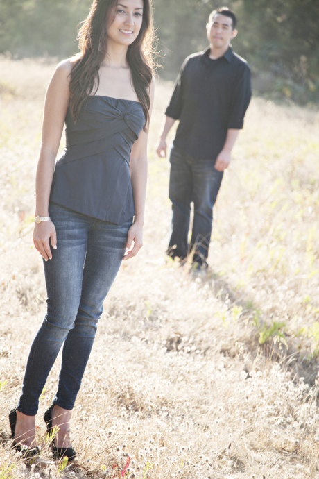 Engagement Photography at Carpinteria Bluffs