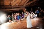Descanso Gardens Wedding Reception