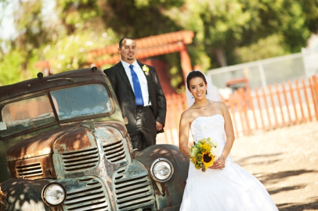 Heritage Museum of Orange County Wedding