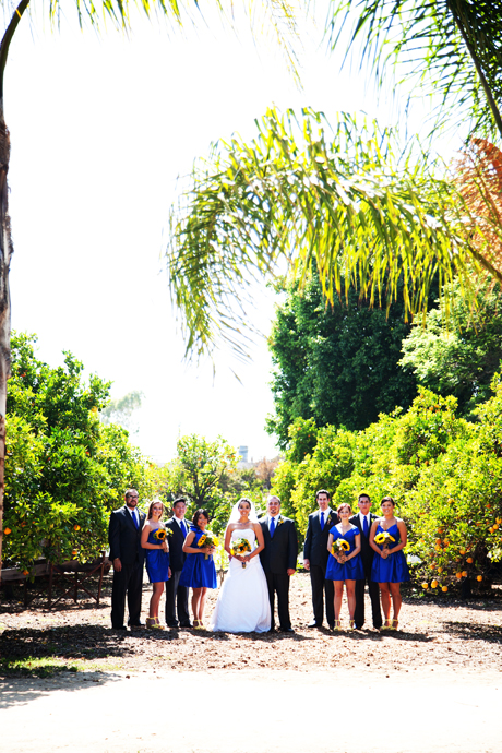 Orange County Heritage Musem Wedding
