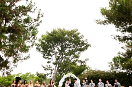 Mesa Verde Country Club Wedding Ceremony