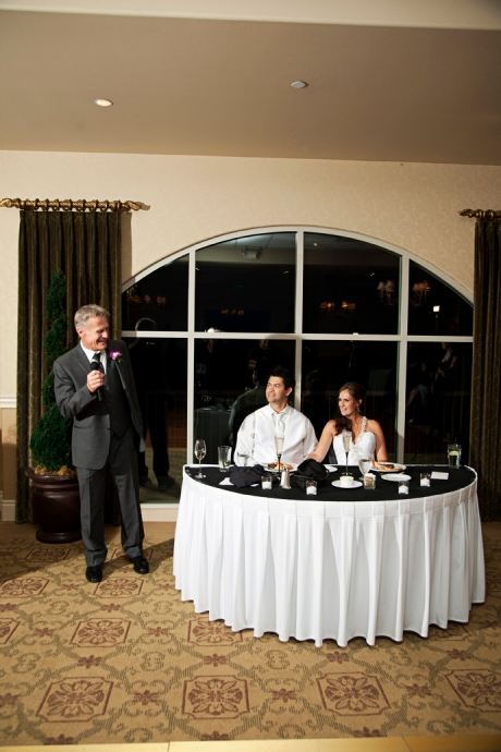 Mesa Verde Country Club Wedding Reception
