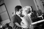 First Dance at Mission Viejo Country Club Wedding Reception