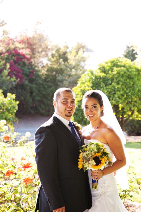Orange County Heritage Wedding Ceremony