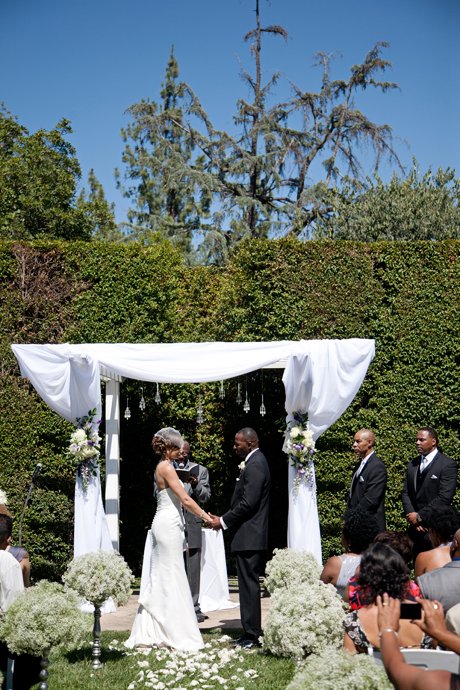 Alta Dena Country Club Wedding Ceremony
