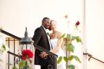 Bride and Groom at Alta Dena Country Club Wedding