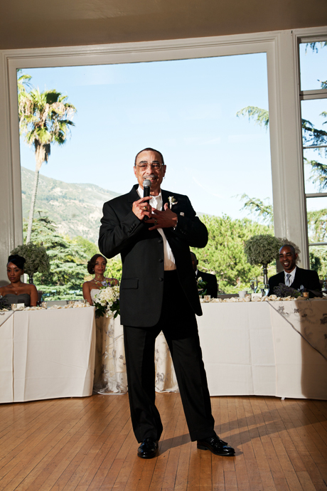 Alta Dena Country Club Wedding Reception