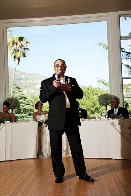 Alta Dena Country Club Wedding Reception