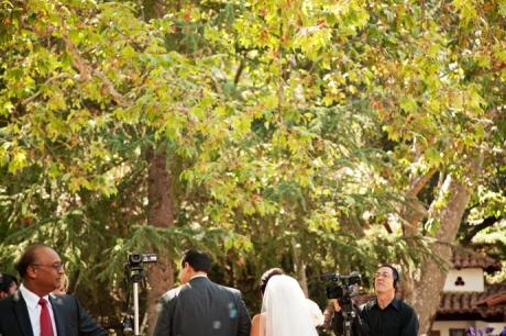 Rancho Las Lomas Weding Ceremony