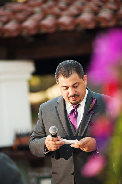 Wedding Reception at Rancho Las Lomas