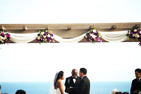 Terranea Resort Wedding Ceremony