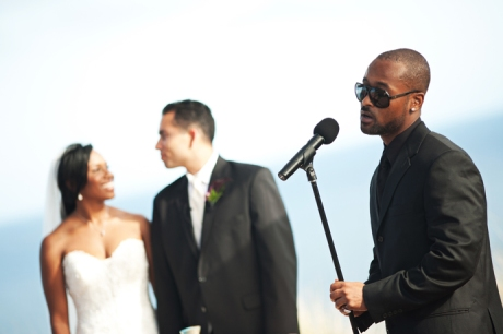 Wedding Ceremony at Terranea Resort