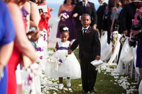 Terranea Resort Wedding Ceremony