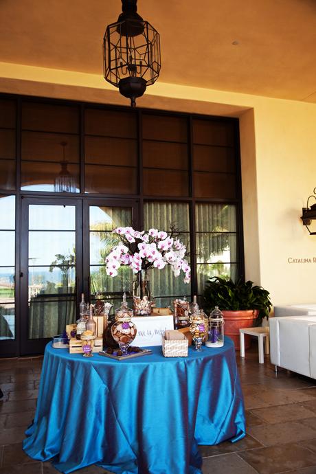 Wedding Reception at Terranea Resort