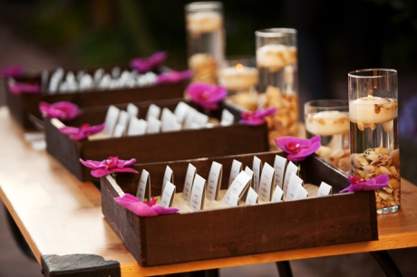 Terranea Resort Wedding Reception