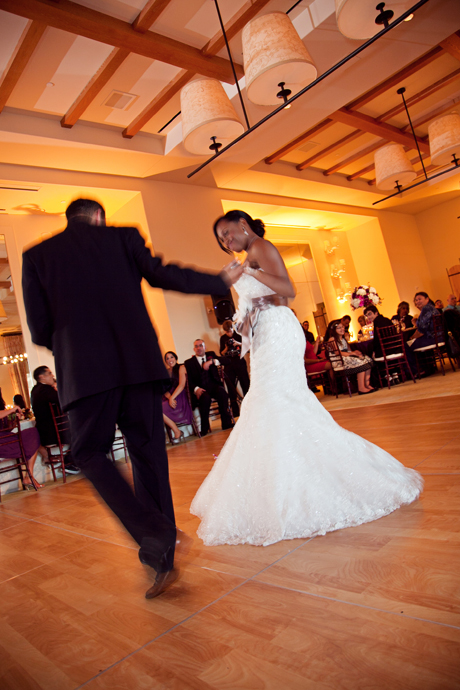 First Dance at Terranea Resort Wedding