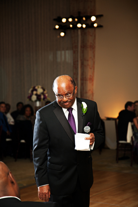 Father of the Bride Speech at Terranea Resort Wedding