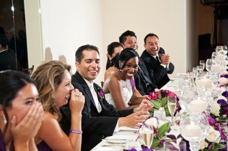 Terranea Resort Wedding Reception