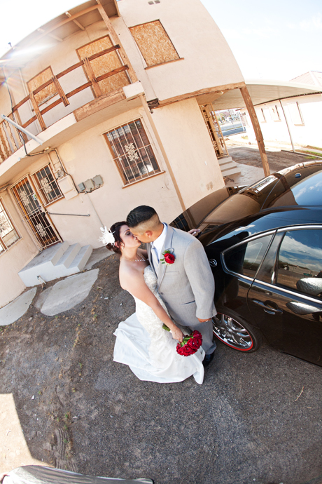 Urban Las Vegas Wedding