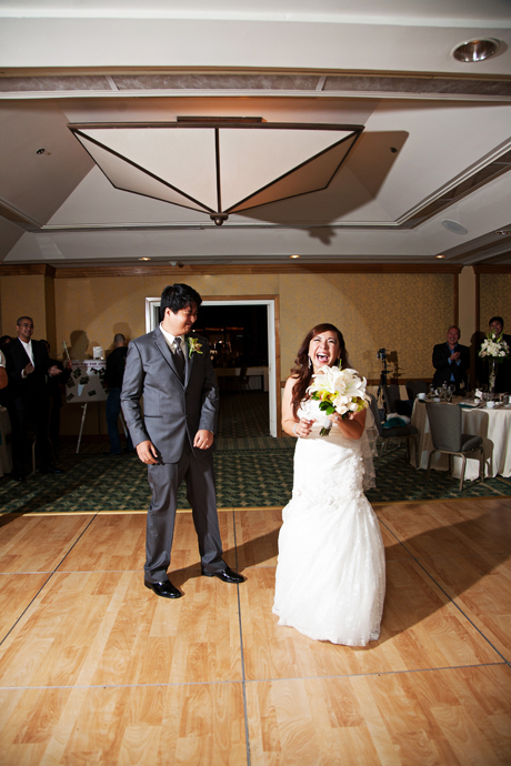 Long Beach Hyatt Regency Wedding Reception