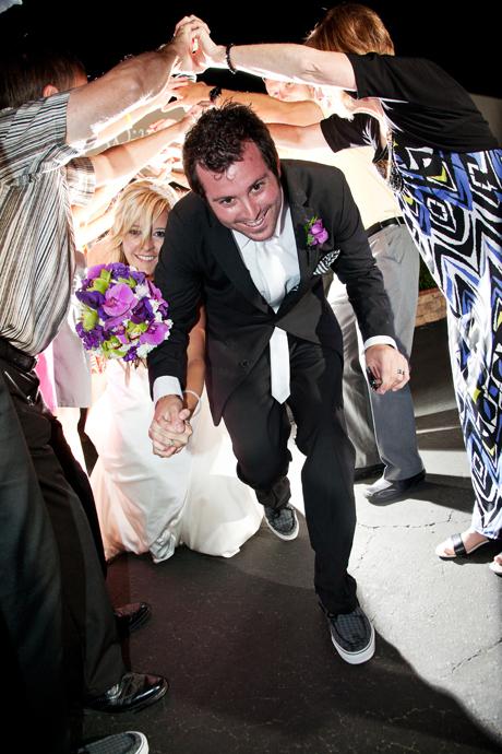 Los Willos Estate Wedding Reception