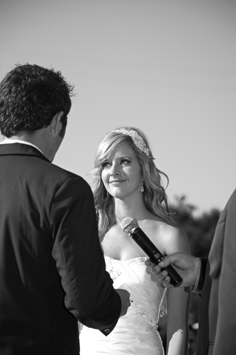 Los Willos Estate Wedding Ceremony