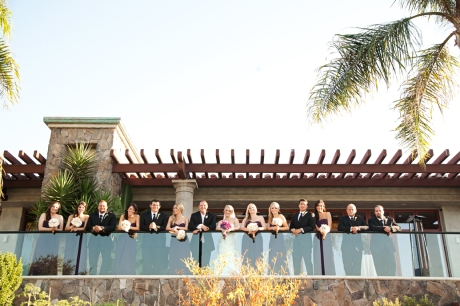 Old Ranch Country Club Wedding