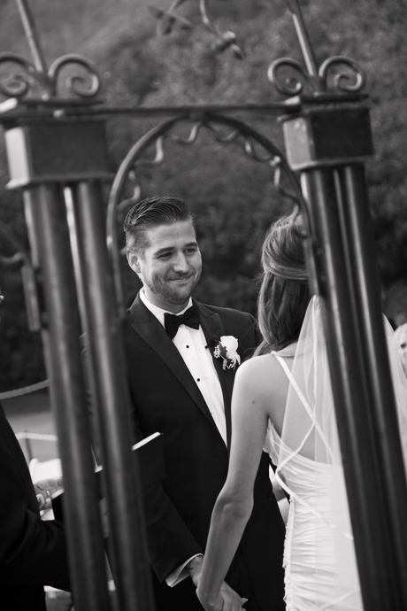 Aliso Creek Inn Wedding Ceremony