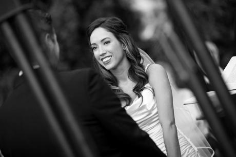 Aliso Creek Inn Wedding Ceremony
