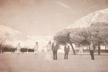 Infrared Weddng Photography