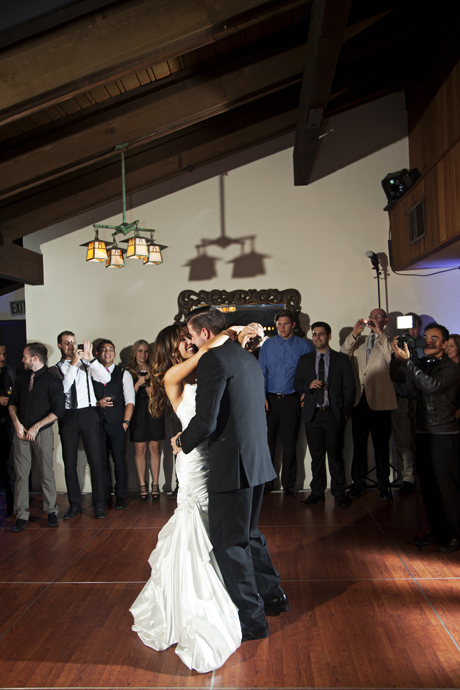 Aliso Creek Inn Wedding Reception