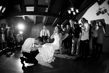 Aliso Creek Inn Wedding Reception