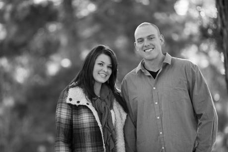 Engagement PIctures Big Bear Lake