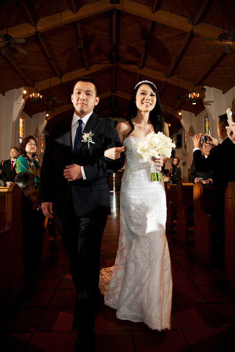 Catholic Church Wedding Ceremony