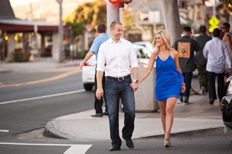 Engagement Session in Laguna Beach