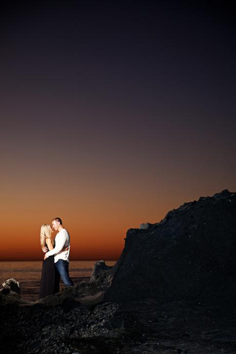 Engagement Phototgraphy in Laguna Beach