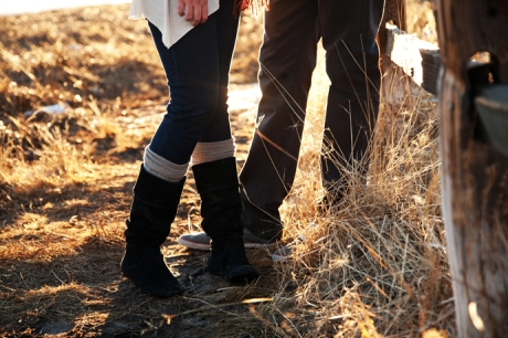 Big Bear Engagement PIctures