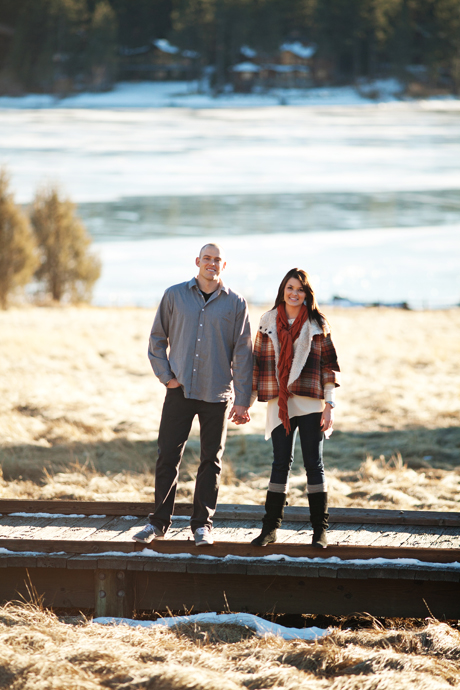 Engagement Pictures Big Bear