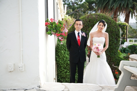 La Venta Inn Wedding Ceremony
